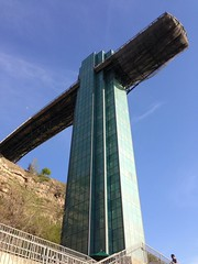 The view from below (The Intuitive Garden) Tags: niagarafalls maidofthemist nofilter unedited iphone uploaded:by=flickrmobile flickriosapp:filter=nofilter
