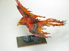 High Elf Phoenix (T Markham) Tags: phoenix warhammer gamesworkshop highelves
