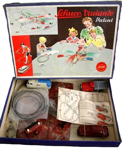 Schuco Varianto gift-set