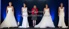 Dressed of Harrogate at the Cairn hotel Harrogate (paulharness) Tags: wedding fashion dress unitedkingdom dresses gown bridal gowns harrogate fashionshow runway catwalk northyorkshire cairnhotel dressedofharrogate