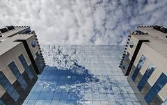 Archi (L'Empreinte Photographie - URBEX) Tags: city building alpes grenoble town geometry relief villa immeuble metropole