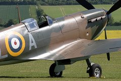 EagleSqn22 (DanGB) Tags: 20d canon eagle canon20d aviation military hurricane canoneos20d airshow ww2 duxford spitfire mustang warbird wartime squadron thunderbolt 70300 iwm canon70300 canonef70300mmis