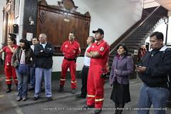 87-IMG_8434 (BomberosRoma) Tags: personal bomberos compaia roma2 ambulancia 2013 bomberosroma2