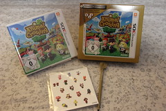 Animal Crossing: New Leaf Premium Edition (Dead Melody) Tags: game nintendo animalcrossing stylus 3ds premiumedition nintendo3ds animalcrossingnewleaf