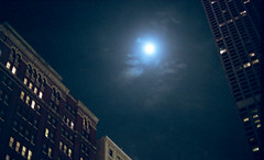 up in the air. (bavan.prashant) Tags: city moon fall night fuji near full 1600 nights 2012