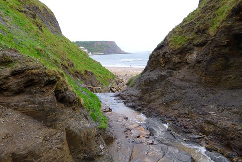 Runswick Bay And Kettleness N Yorkshire Christopher