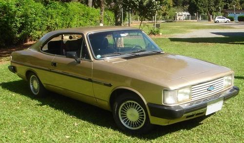 Opala Comodoro 250/S cor Dourado Minas