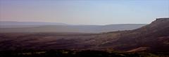 peak district evening (Ron Layters) Tags: leica blue england landscape geotagged evening purple unitedkingdom derbyshire peakdistrict peaceful slide peat velvia transparency moor fujichrome 5k moorland bleaklow r6 2k leicar6 ronlayters slidefilmthenscanned openaccessland thedarkpeak grinahstones multiplehorizons geo:lat=5346403904953074 geo:lon=1794008554411761