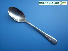 (BULGARIA AIR 2) (diatr) Tags: spoon airline airlinespoon