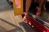 Southern belle (Giovanni Savino Photography) Tags: sexy fashion louisiana neworleans streetphotography frenchquarter nola pinkshoes streetfashion southernbelle stepout neworleansstreetcar magneticart neworleansfashion ©giovannisavino louisiana2013