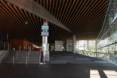 Vancouver Convention Center - LMN (5) (evan.chakroff) Tags: canada vancouver britishcolumbia da conventioncenter 2009 mcm lmnarchitects lmn vancouverconventioncenter evanchakroff vcec vancouverconventionexhibitioncenter chakroff