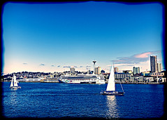 Seattle Waterfront LUMO