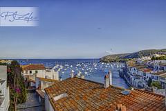 . (Paco Jareo Zafra) Tags: summer espaa costa beach canon puerto mar spain barcos catalonia girona verano catalunya paco brava catalua cadaqus 500d 2013 jareo pacosrulz