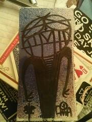 tumblr_mo241deRMF1sutucpo1_500 (PMArts916) Tags: street streetart art ink graffiti sticker paint grafitti graf ups attitude swap graffitti marker postal positive sharpie graff trade pma mental slaps positivementalartitude pmarts