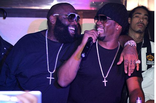 RICK ROSS, FRENCH MONTANA, MEEK MILL, & DIDDY – 'BOUT THAT LIFE'