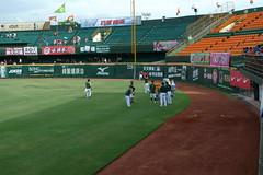 P1000657 (celeste_mer) Tags: 棒球 台南棒球場 2009年
