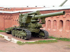"""203mm B-4 Howitzer (8) • <a style=""""font-size:0.8em;"""" href=""""http://www.flickr.com/photos/81723459@N04/9965028936/"""" target=""""_blank"""">View on Flickr</a>"""