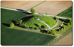 Large Celtic Grave Mound near Hochdorf, Germany (oar_square) Tags: stuttgart ironage hillfort landesmuseum badenwrttemberg celticburialgrounds keltenkeltiskceltiquegallic celticarchaeologyingermany germancelts celticburials