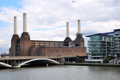 Battersea Power Station 1 (earlsy1) Tags: bridge london station thames river chelsea power victoria battersea sights