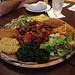 Eritrian dinner at Keren