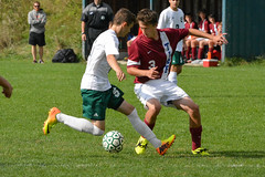 DSC_2685 (Jim Fritz) Tags: soccer josh varsity crimsontide spaulding 2013