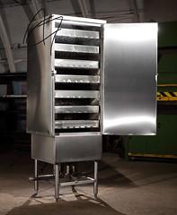 Tamale Warmer (ATGphotoSA) Tags: metal san industrial welding sheet antonio propane warmer sheetmetal tamale