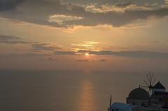 DSC_6976 (ZoomClickBoom Studio) Tags: sunset summer island warm santorini greece