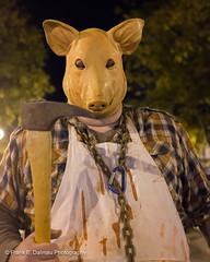 Fayetteville Zombie Walk. (Frank E. Dalmau Photography) Tags: halloween festival costume zombie walk streetphotography creepy disguise monsters fayetteville zombiewalk fujix100s