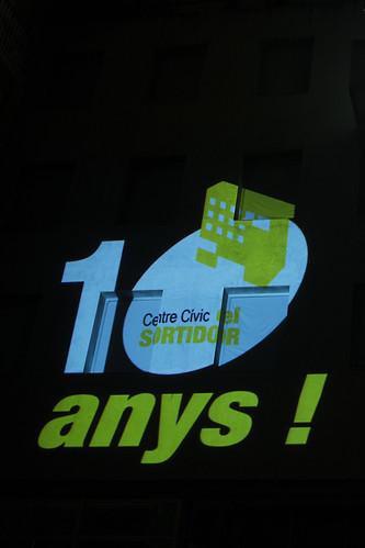 Sortidor 10 Anys