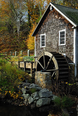Stony Brook Mill (Gary Tompkins) Tags: capecod massachusetts oldmill