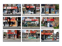 94 Untitled 1 v2 (collations) Tags: toronto ontario architecture documentary vernacular kitkat streetscapes builtenvironment cornerstores conveniencestores urbanfabric varietystores