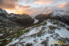 View Glomtinden (Kvervil) Tags: sea sun mountain snow skye norway canon landscape eos fjord lofoten kabelvg canoneos5dmarkiii eos5dmarkiii glomtinden