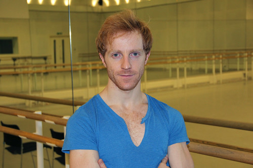 Q&A: Steven McRae on ballet vs tap, advice and his passion for motor racing