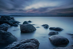 Smooth Water (Martin W. Jensen) Tags: longexposure seascape landscape bigstopper