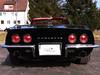 """Corvette Chevrolet C3 ´68-´82 """"Stingray"""" Verdeck Persenning"""