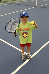 "Penn Tennis Camp - Pee Wee (9) • <a style=""font-size:0.8em;"" href=""https://www.flickr.com/photos/72862419@N06/11302731433/"" target=""_blank"">View on Flickr</a>"