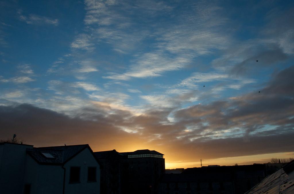 фото: Mornring in Ennis