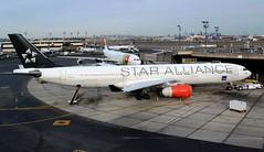 SAS Scandinavian Airlines Airbus A330-343X LN-RKN (Mark 1991) Tags: newyork airbus ewr sas a330 newarkairport scandinavianairlines newarkliberty lnrkn