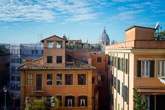 i tetti e le finestre della mia citt (*magma*) Tags: windows sky panorama rome roma landscape day view tetti roofs cielo urbano paesaggio finestre pwpartlycloudy