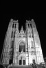 Catedral de San Miguel y Santa Gúdula de Bruselas (Diego Rayaces) Tags: brussels art arquitectura arte cathedral belgium catedral bruselas sanmiguel belgica gotico gothicarchitecture santagudula gotica catedraldebruselas cathédralesaintsmicheletgudule kathedraalvansintmichielensintgoedele