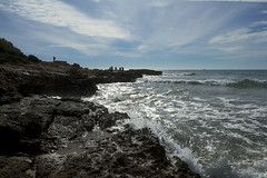 Platja Llarga (Tarragona) (Josep Binefa) Tags: beach landscape catalunya canonef1740mmf4l borderfx binefa