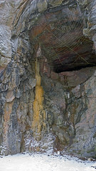 Jputous  -  icefall (rkp11) Tags: winter snow ice rock suomi finland is turku kallio cave february lumi talvi luola j spidernet rockcave solidrock helmikuu cascadedeglace hmhkinverkko eisfall cascadadehielo lodospad  lumia1020 hmhkkitoriturku  samppalinnankallioluola