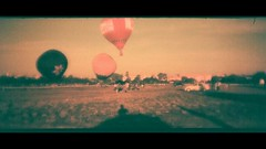 Balloons (Carlos Donaduzzi) Tags: santa brazil music film nature festival brasil movie lomo lomography analgica ukulele song maria natureza balloon balo short analogue filme lomografia pelcula redscale lomokino