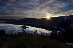 The Moment (sampost) Tags: california lake sunrise good tahoe special sunburst times moment