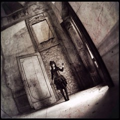 Do I dream again (Federica Corbelli) Tags: abandoned decay urbex iphoneart alwaysexcellent iphoneography