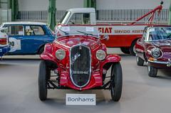 1933 FIAT 508S Balilla Coppa d'Oro - 120,000 - 160,000 (el.guy08_11) Tags: paris france ledefrance fiat voiture collection 1933