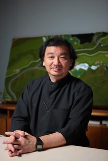 Shigeru Ban - Portrait - 01