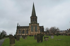 Bakewell - All Saints Parich Church (little mester.) Tags: derbyshire peakdistrict bakewell allsaintschurch normanchurch