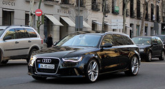 2014 Audi RS6 C7 Avant [Typ 4G] (coopey) Tags: audi avant 4g rs6 2014 typ c7