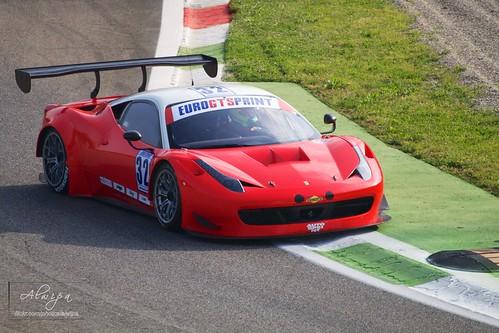 "Ferrari Challenge, EuroV8Series, EuroGTSprint • <a style=""font-size:0.8em;"" href=""http://www.flickr.com/photos/104879414@N07/13652172834/"" target=""_blank"">View on Flickr</a>"